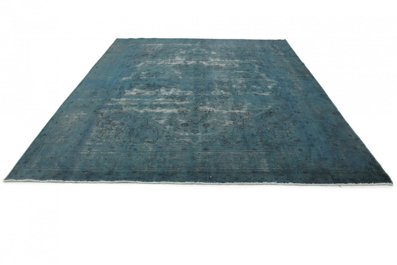 Vintage Teppich T 252 Rkis Blau In 380x290 1001 4154 Bei