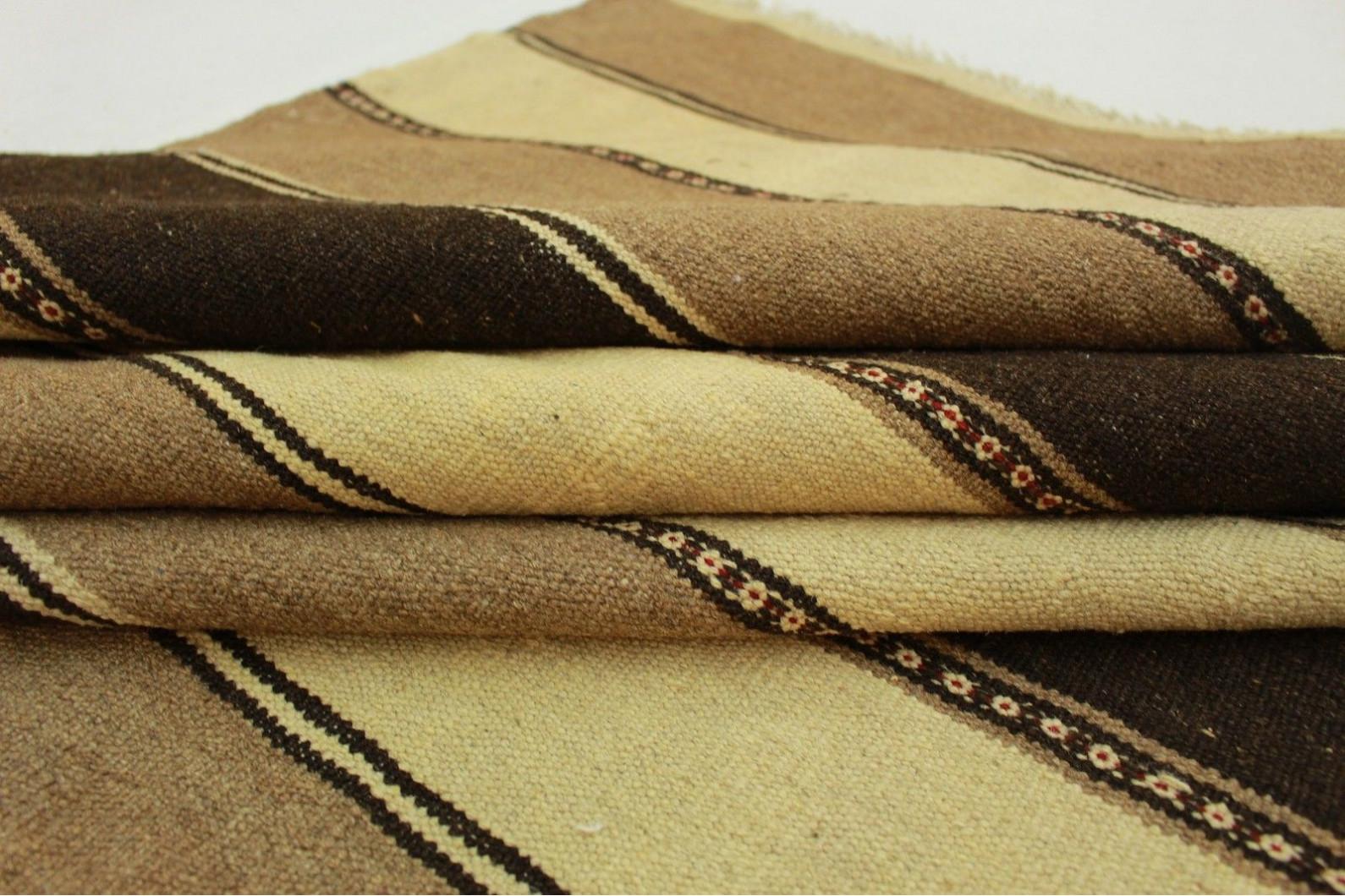 kelim teppich braun beige in 240x160cm 1001 5009 bei kaufen. Black Bedroom Furniture Sets. Home Design Ideas