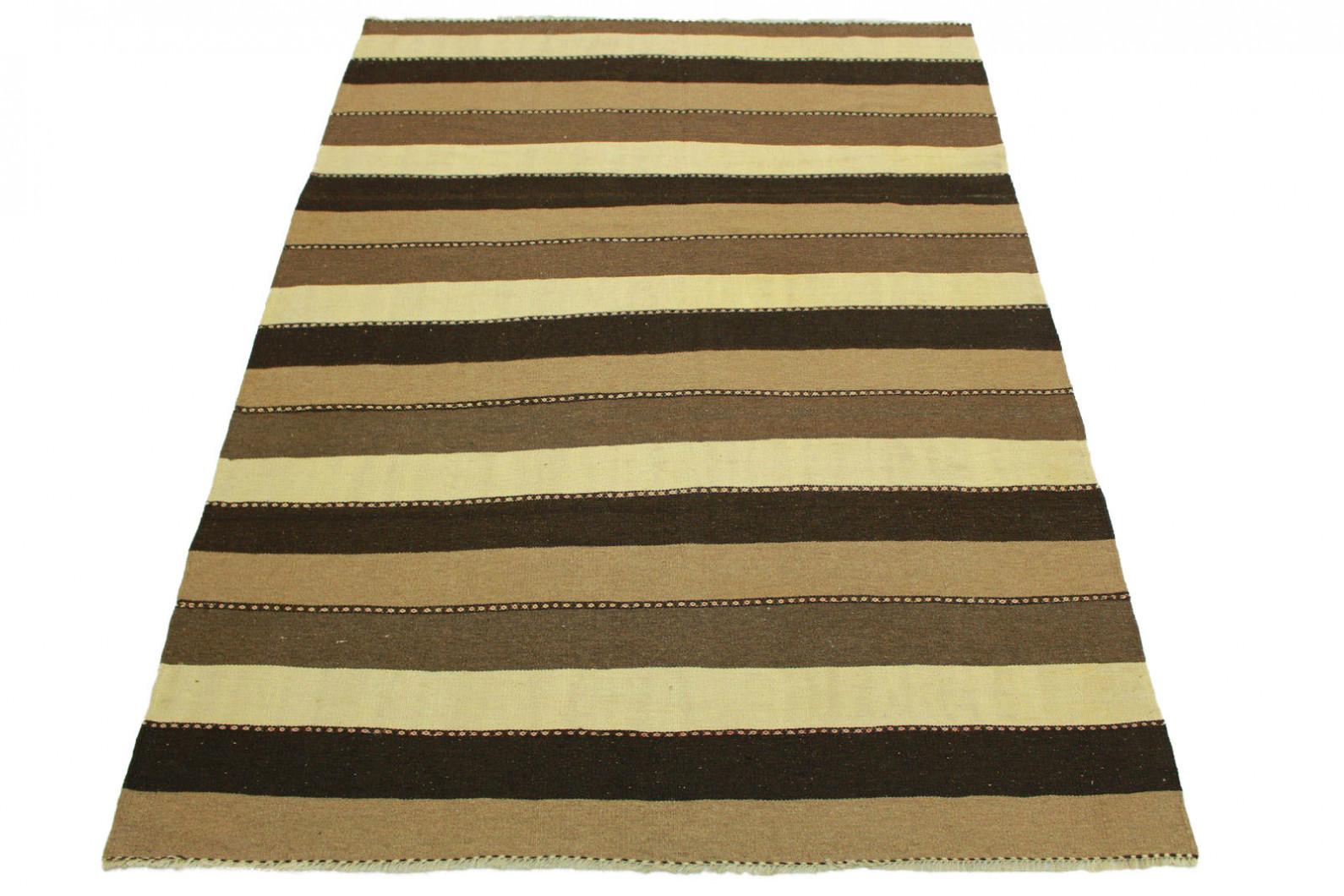 kelim teppich braun beige in 250x180cm 1001 5014 bei. Black Bedroom Furniture Sets. Home Design Ideas
