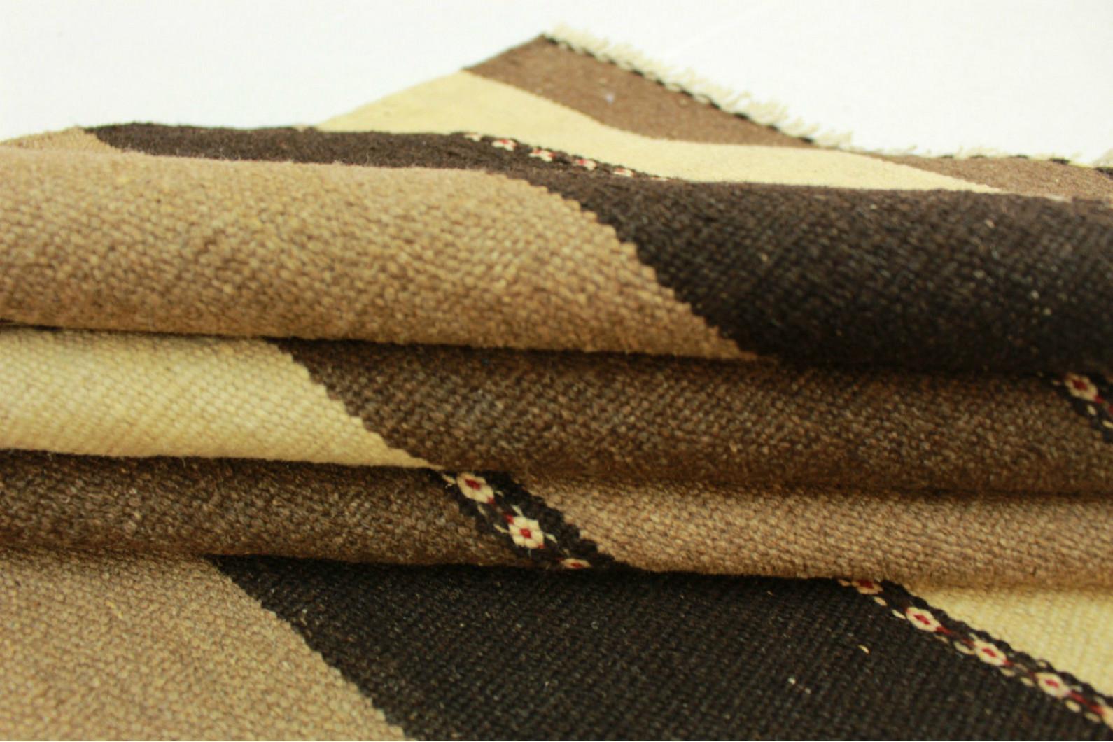 kelim teppich braun beige in 250x180cm 1001 5014 bei kaufen. Black Bedroom Furniture Sets. Home Design Ideas