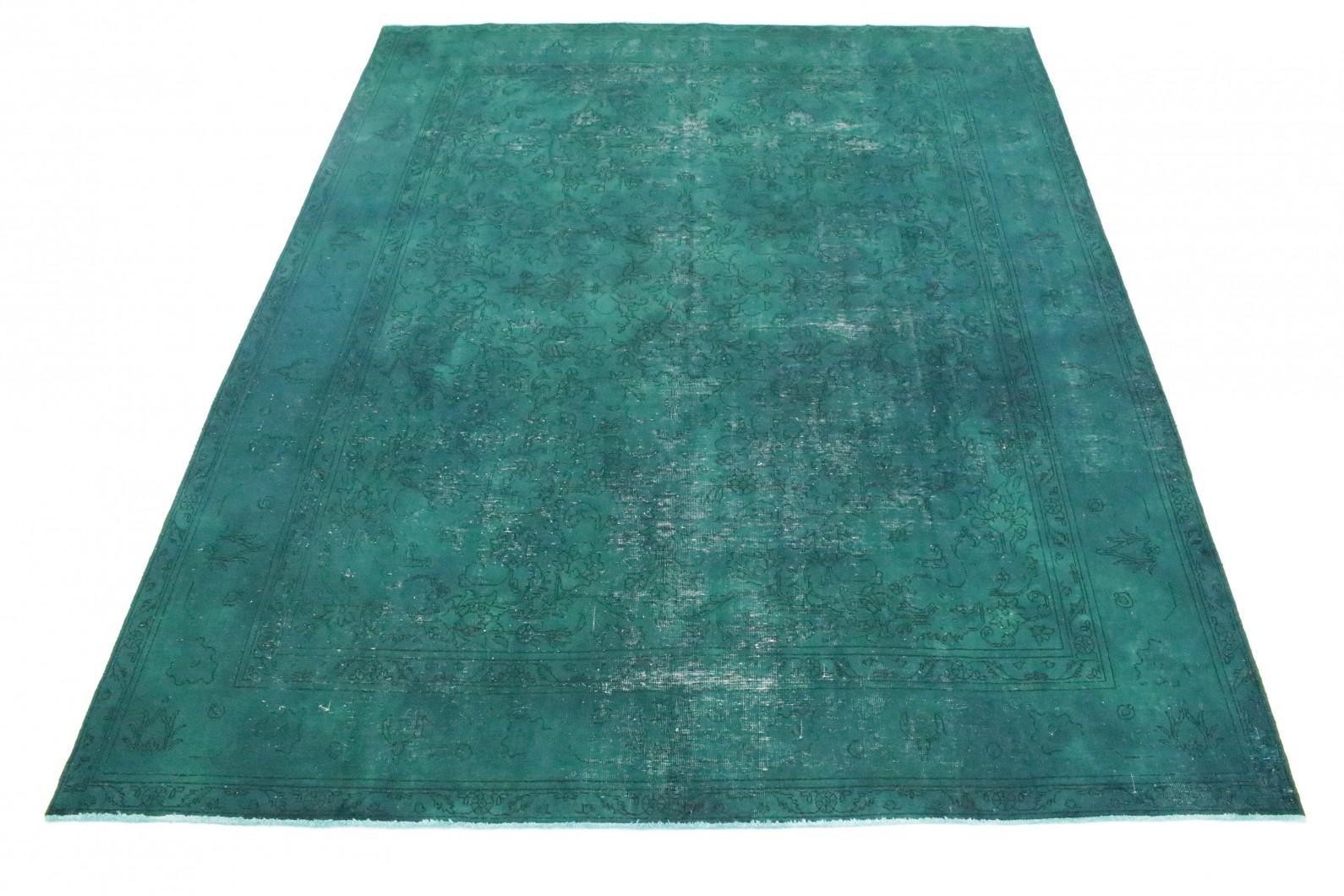 Orientteppich türkis  Vintage Teppich Türkis in 380x300cm (1001-5043) bei carpetido.de ...