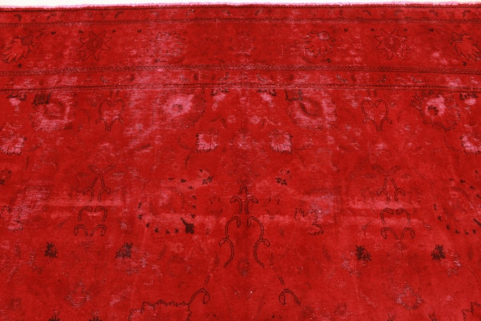 Vintage Rug Red In 300x300cm 1001 5064 Buy Online At