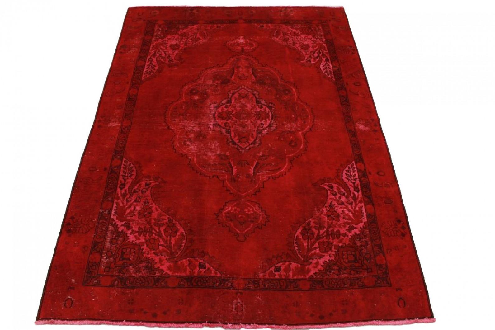 Vintage Teppich Rot in 280x190cm (1 / 7)