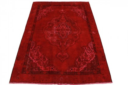 Vintage Teppich Rot in 280x190cm