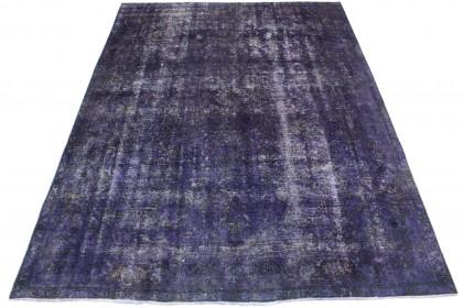 Vintage Teppich Lila in 330x250cm