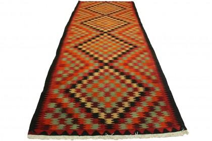 Kelim Teppich in 410x140cm 1001-9999