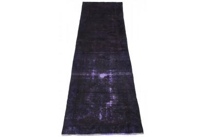 Vintage Teppich Lila in 280x90cm 1002-2818