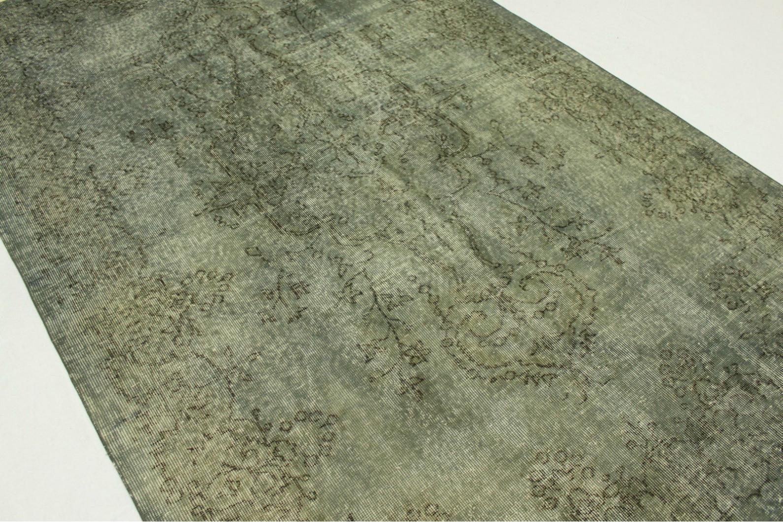 vintage teppich grau in 290x180cm 1011 29 bei kaufen. Black Bedroom Furniture Sets. Home Design Ideas