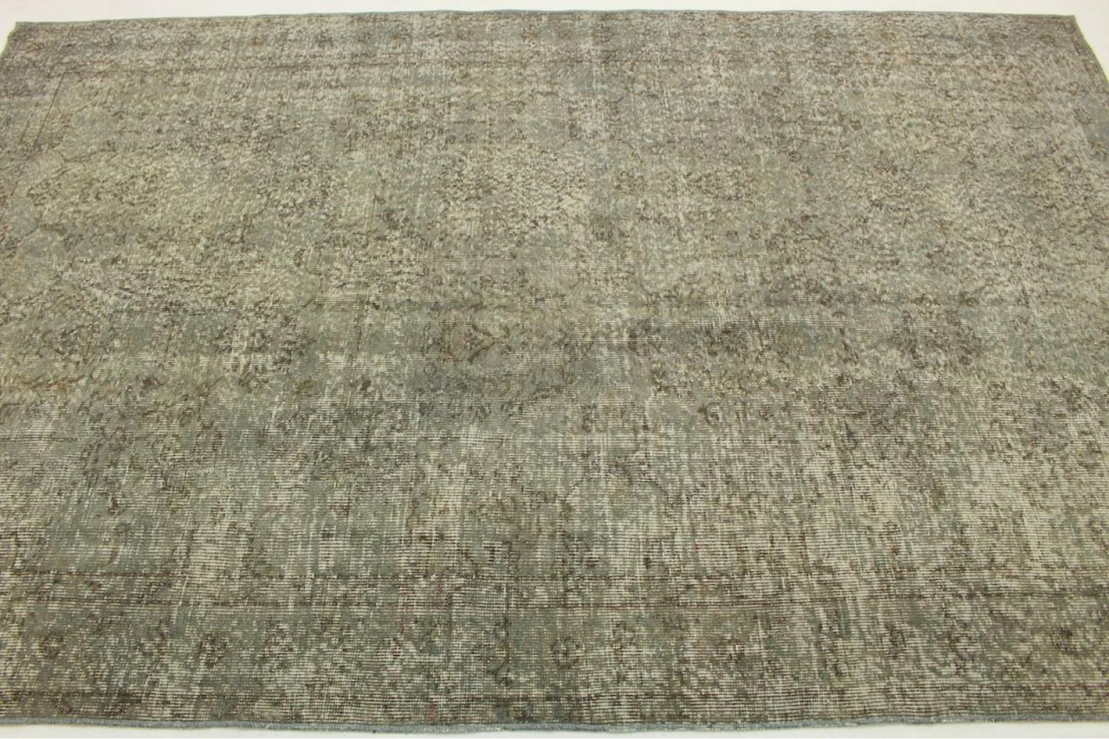 vintage teppich grau in 290x180cm 1011 2908 bei. Black Bedroom Furniture Sets. Home Design Ideas