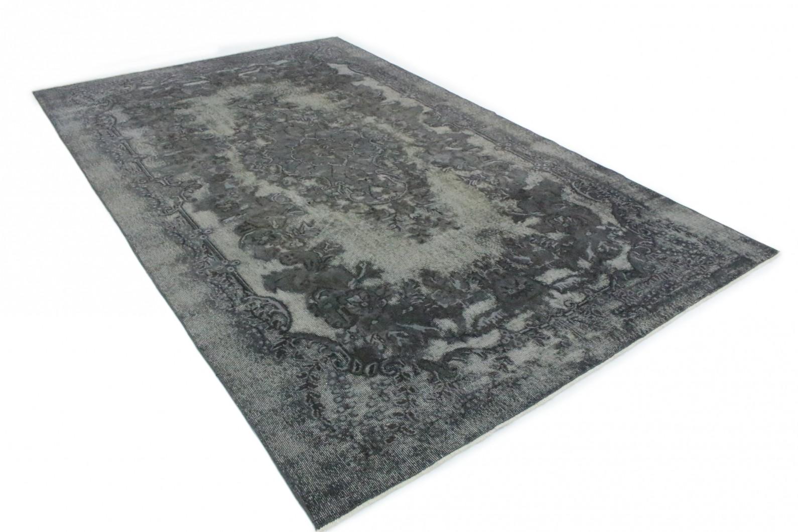 Vintage teppich grau in  bei carpetido kaufen