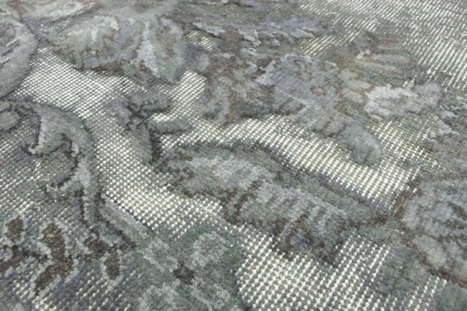 ... Vintage Teppich Grau In 310x190 (5/7) ...