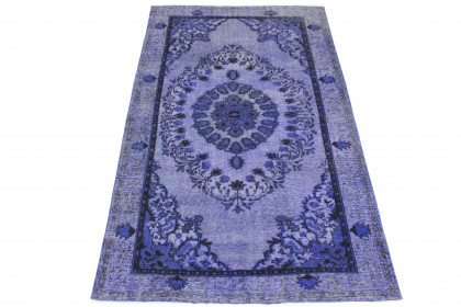Vintage Teppich Lila in 300x190