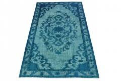 Vintage Teppich Türkis in 290x170