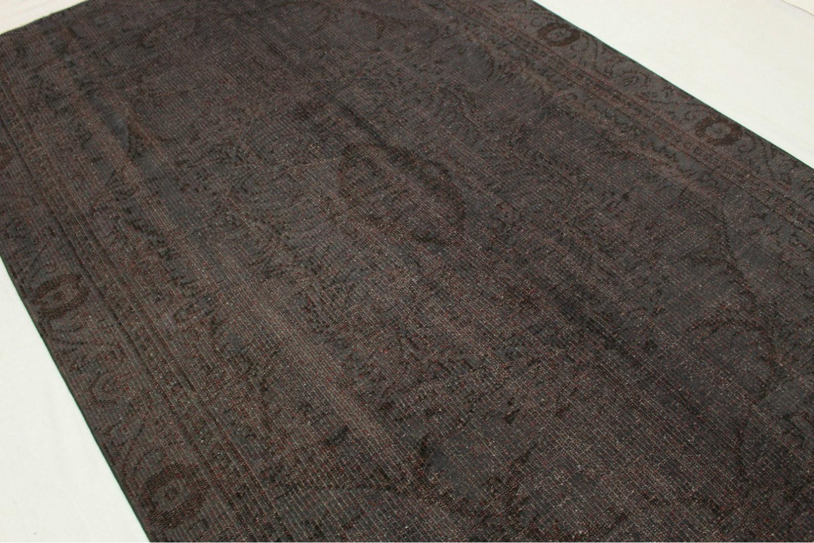 vintage teppich grau in 260x160cm 1011 359 bei carpetido. Black Bedroom Furniture Sets. Home Design Ideas