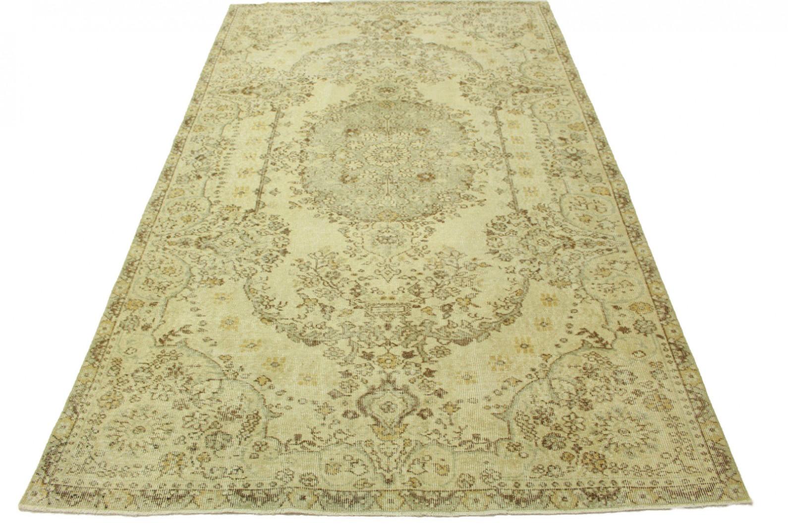 vintage teppich beige in 280x170cm 1011 5114 bei kaufen. Black Bedroom Furniture Sets. Home Design Ideas