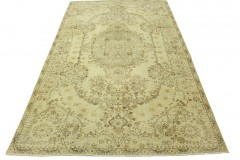 Vintage Teppich Beige in 280x170cm
