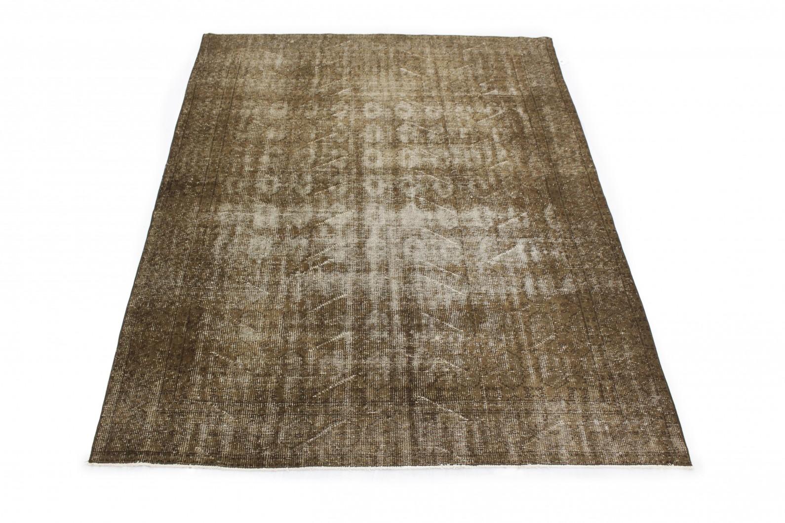 Vintage Teppich Braun in 270x200cm (1 / 3)