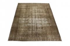 Vintage Teppich Braun in 270x200cm