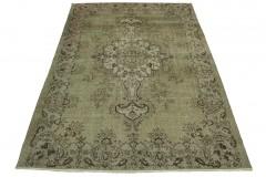 Vintage Teppich Grau in 290x190cm