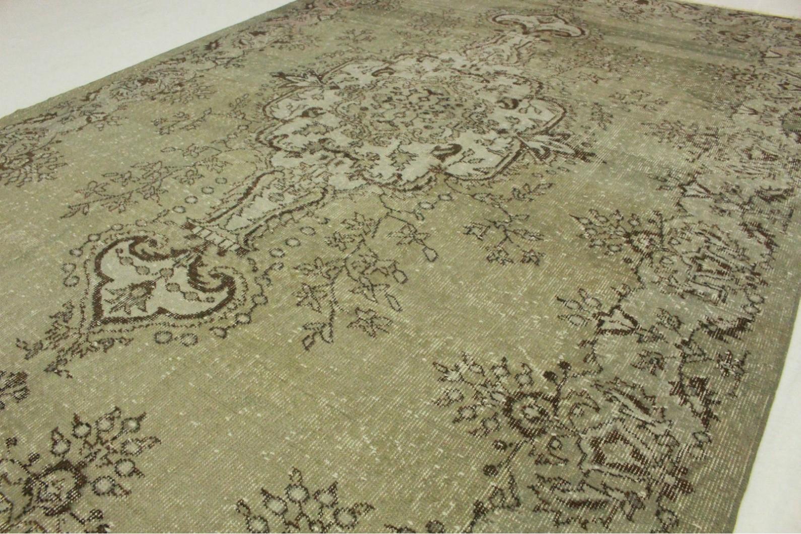 vintage teppich grau in 290x190cm 1011 5136 bei. Black Bedroom Furniture Sets. Home Design Ideas