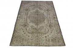 Vintage Teppich Beige in 290x190