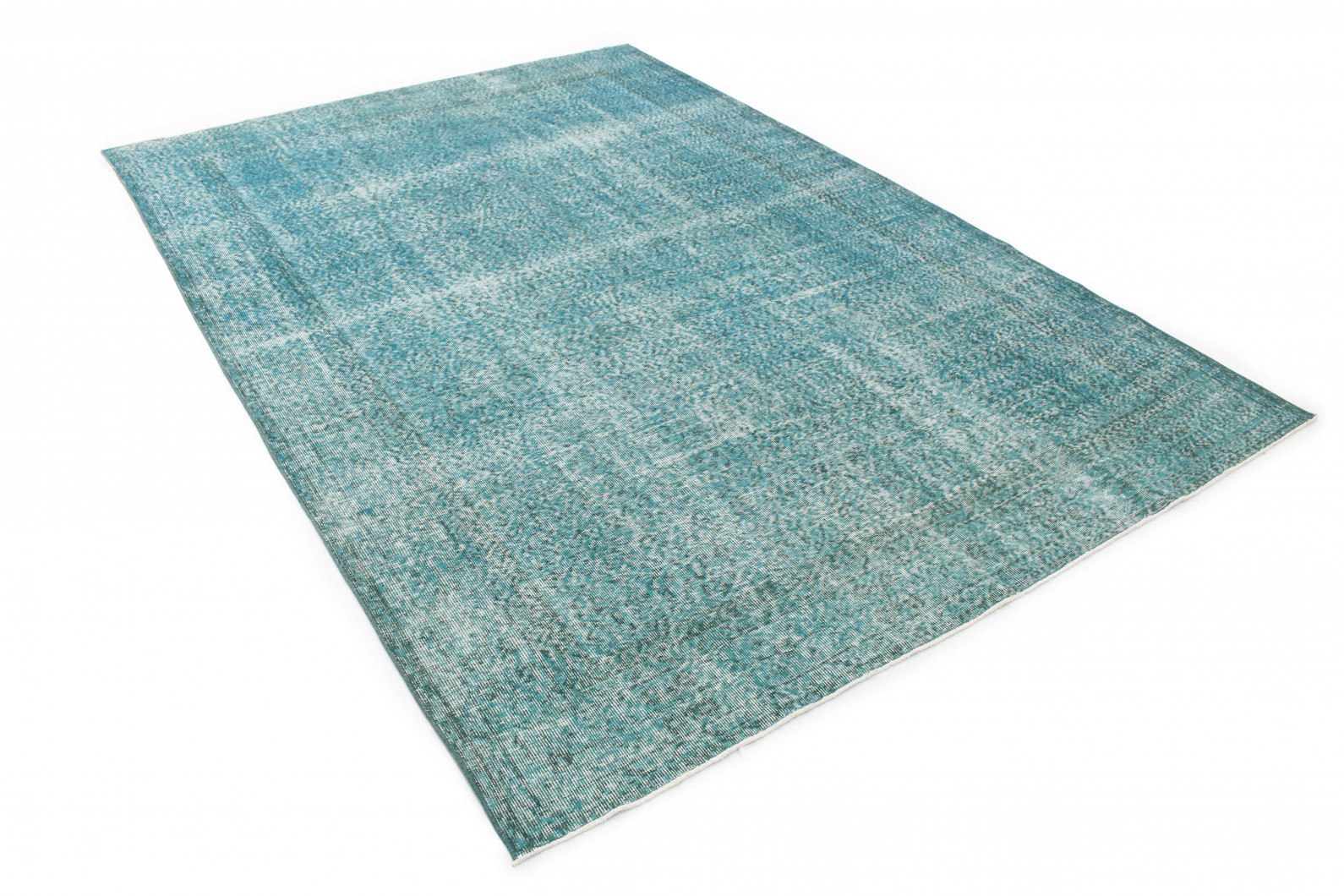 vintage teppich t rkis in 310x210 1011 5180 bei kaufen. Black Bedroom Furniture Sets. Home Design Ideas