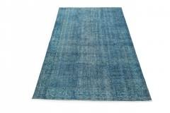 Vintage Teppich Türkis in 290x170cm