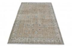 Vintage Teppich Rosa in 300x200