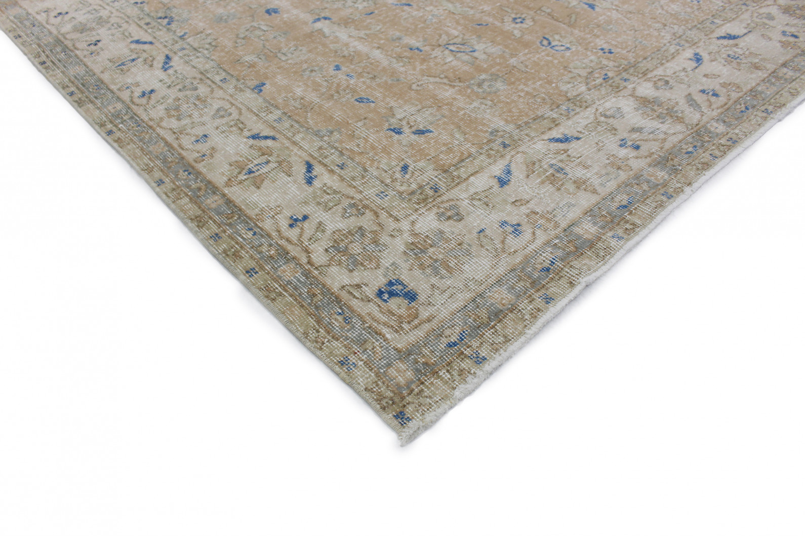 vintage teppich rosa in 300x200 1011 6002 bei carpetido. Black Bedroom Furniture Sets. Home Design Ideas