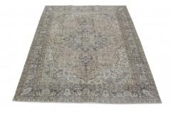 Vintage Teppich Rosa in 280x220