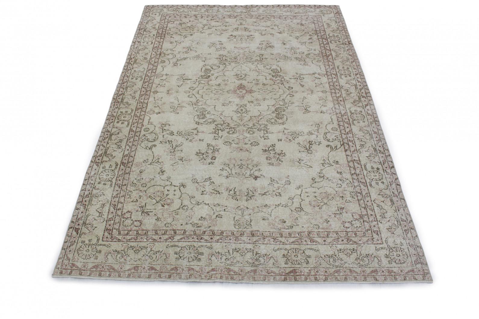 Vintage Teppich Beige in 300x210