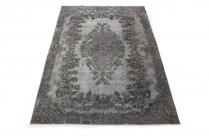 Vintage Teppich Grau in 290x180 1011-6023