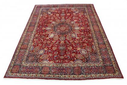 Klassischer Vintage-Teppich Mashad in 390x300