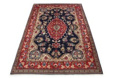 Traditional Vintage Rug Hamadan in 300x210