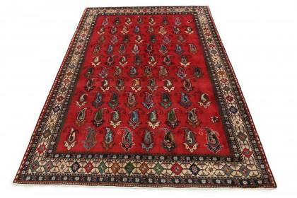 Klassischer Vintage-Teppich Hamadan in 300x210