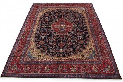 Klassischer Vintage-Teppich Mashad in 390x310