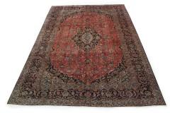 Klassischer Vintage-Teppich Kashan in 400x280