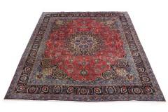 Klassischer Vintage-Teppich Kashan in 330x300