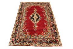 Klassischer Vintage-Teppich Kerman in 300x200
