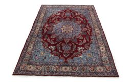 Traditional Vintage Rug Mashad in 340x240