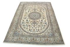 Klassischer Vintage-Teppich Nain in 350x250