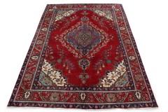 Klassischer Vintage-Teppich Tabriz in 290x210