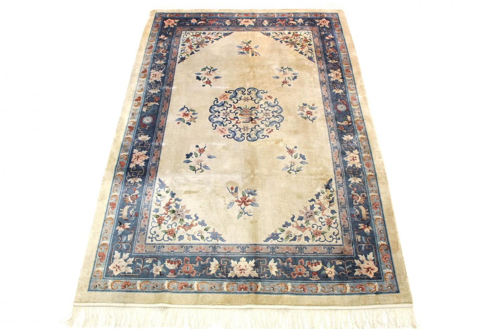 Klassischer Vintage-Teppich China in 300x200 (1 / 9)