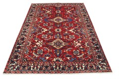 Traditional Vintage Rug Bakhtiari in 300x220