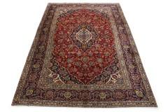 Klassischer Vintage-Teppich Kashan in 380x260