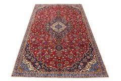 Klassischer Vintage-Teppich Kashan in 350x220
