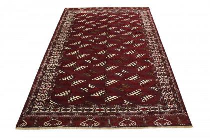 Klassischer Vintage-Teppich Torkman in 330x220
