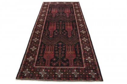 Klassischer Vintage-Teppich Belutsch in 300x130