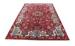 Klassischer Vintage-Teppich Sarough in 330x220