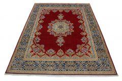 Klassischer Teppich Kerman in 400x300